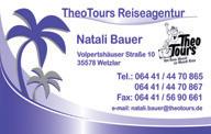 Theotours - Vom Reisewunsch zur Wunsch-Reise